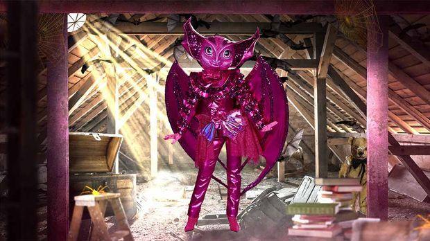 Masked Singer Fledermaus