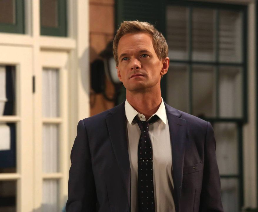 Beschuldigt Ted, den Bro-Code gebrochen zu haben: Barney (Neil Patrick Harris) ... - Bildquelle: 2013 Twentieth Century Fox Film Corporation. All rights reserved.