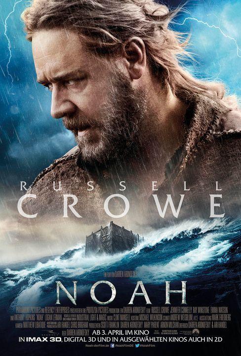 Noah Poster - Russel Crowe - Bildquelle: Paramount