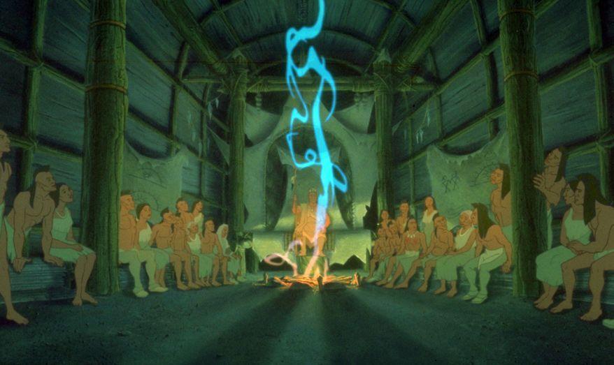 Pocahontas - Bildquelle: Disney