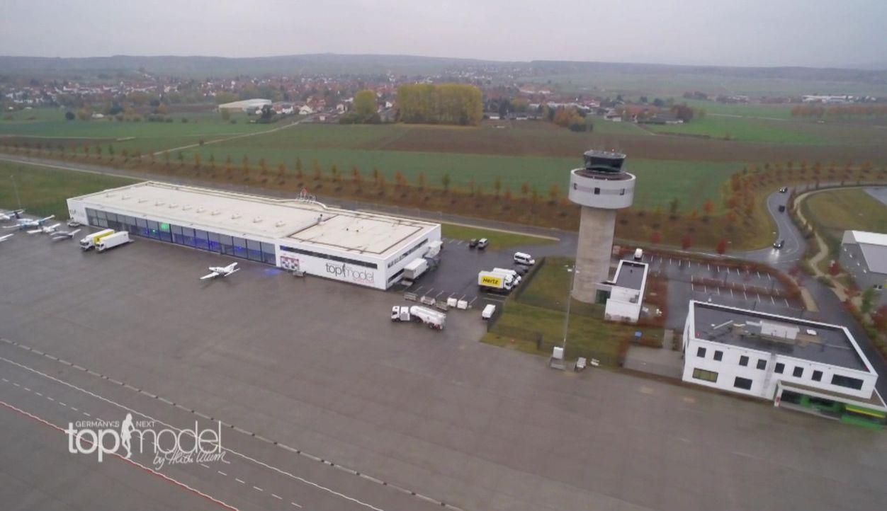 GNTM-S12-Sendung01-546 - Bildquelle: ProSieben