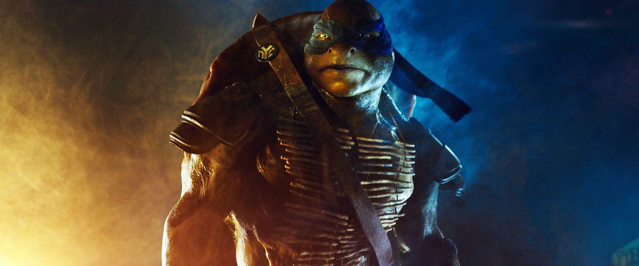 teenage-mutant-ninja-turtles-03-Paramount - Bildquelle: MMXIV Paramount Pictures