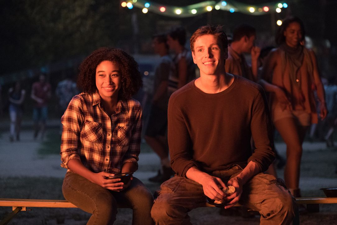 Ruby Daly (Amandla Stenberg, l.); Liam Stewart (Harris Dickinson, r.) - Bildquelle: Daniel McFadden 2018 Twentieth Century Fox Film Corporation.  All rights reserved. / Daniel McFadden