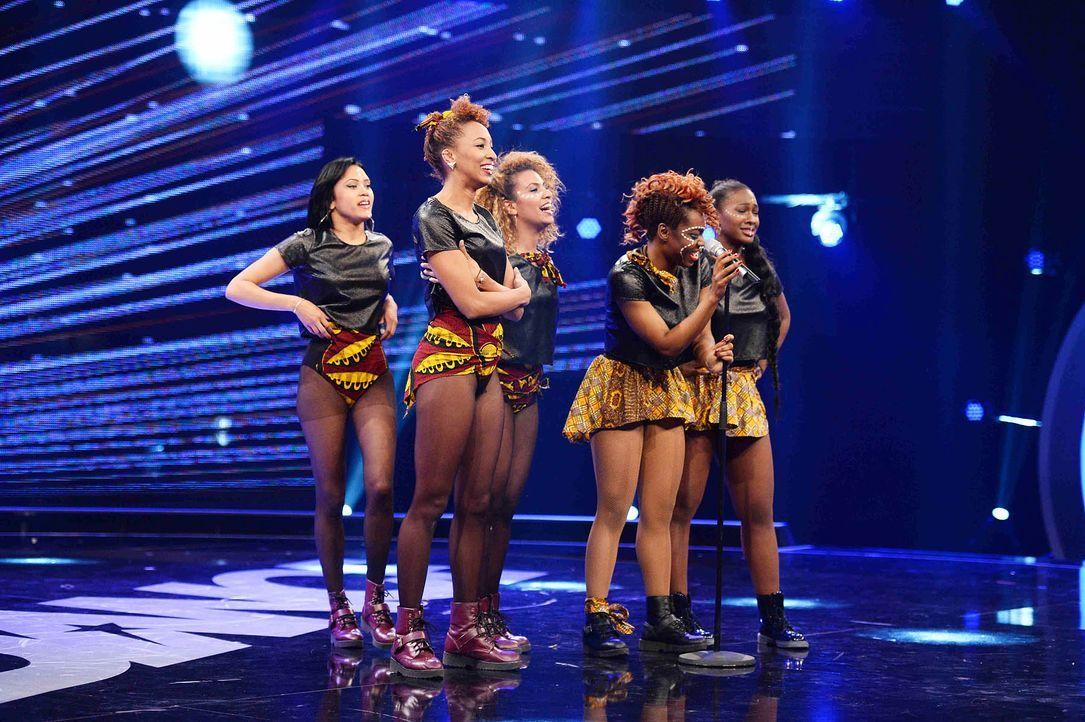 Got-To-Dance-Afro-Flavour-06-SAT1-ProSieben-Willi-Weber - Bildquelle: SAT.1/ProSieben/Willi Weber
