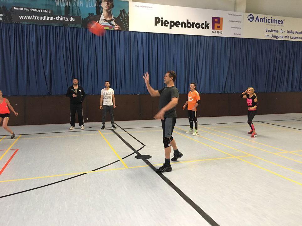 ProSieben Völkerball_4 - Bildquelle: ProSieben