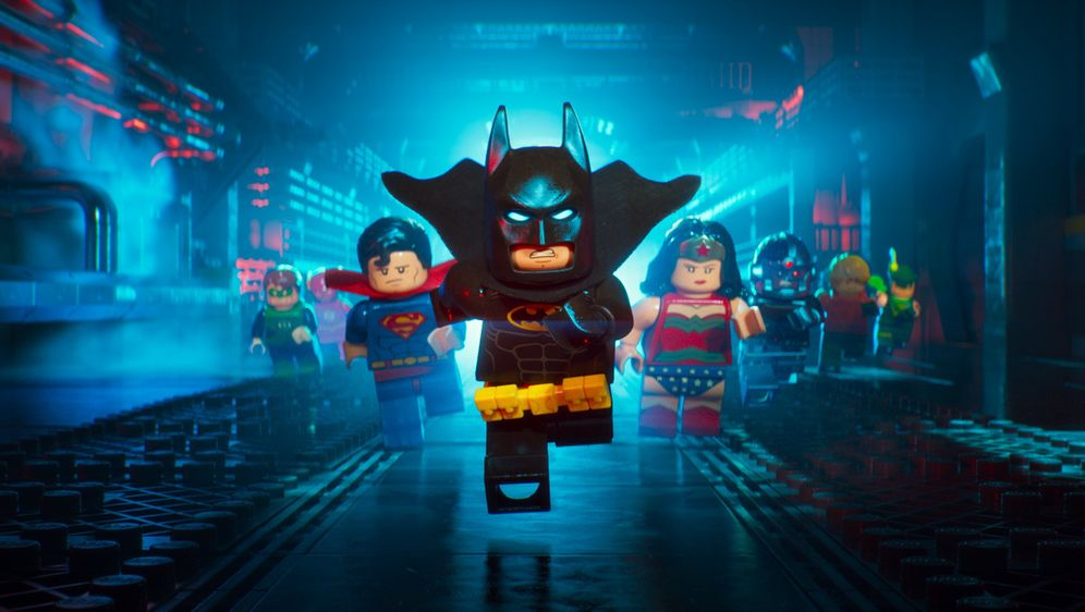 The Lego Batman Movie - Bildquelle: 2017 Warner Bros. Entertainment Inc. and RatPac Entertainment, LLC. BATMAN and all related characters and elements   & TM DC Comics.