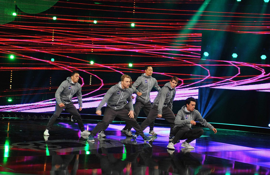 Got-To-Dance-The-Ruggeds-01-SAT1-ProSieben-Willi-Weber - Bildquelle: SAT.1/ProSieben/Willi Weber