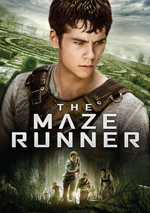MAZE RUNNER - DIE AUSERWÄHLTEN IM LABYRINTH - Plakat - Bildquelle: 2014 Twentieth Century Fox Film Corporation.  All rights reserved.