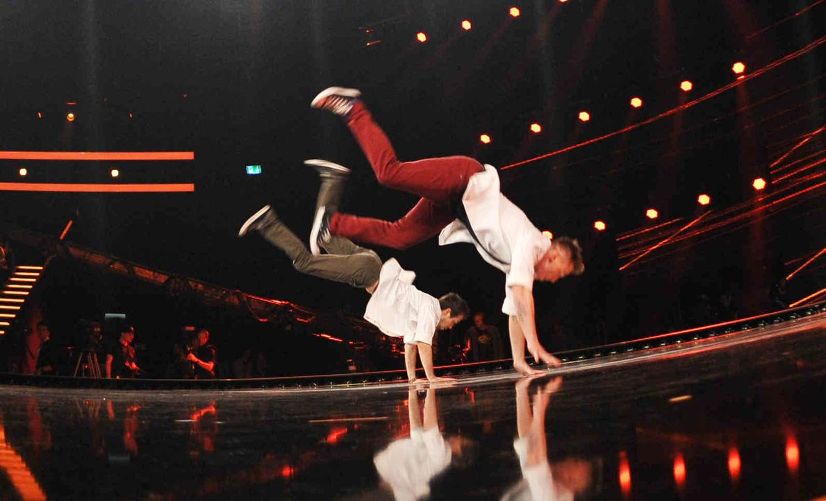 Got-To-Dance-Hot-Potatoes-01-SAT1-ProSieben-Willi-Weber - Bildquelle: SAT.1/ProSieben/Willi Weber