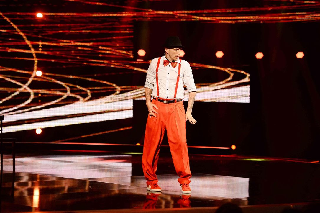 Got-To-Dance-Fresh-NC-03-SAT1-ProSieben-Willi-Weber - Bildquelle: SAT.1/ProSieben/Willi Weber