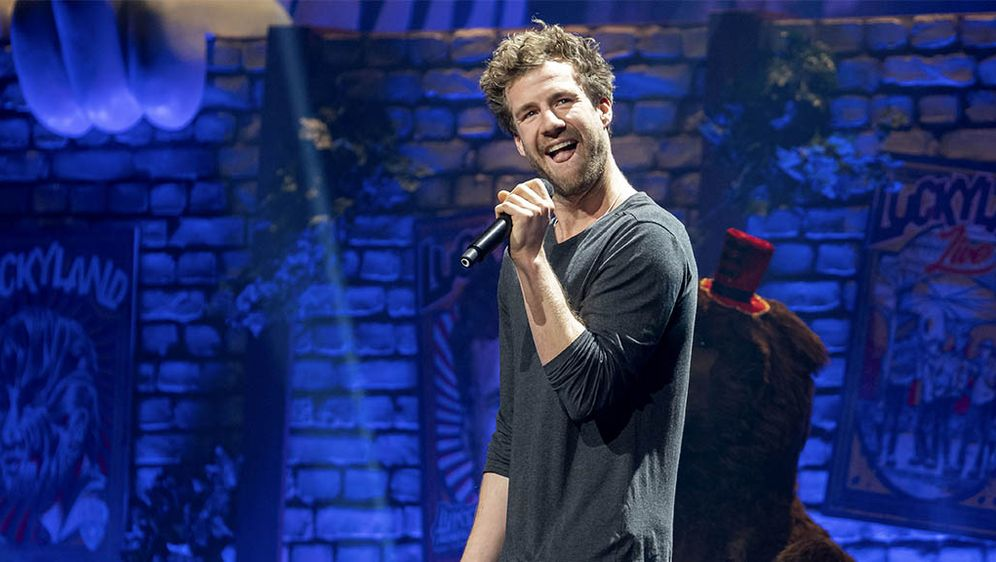 Luke Mockridge Mike Singer