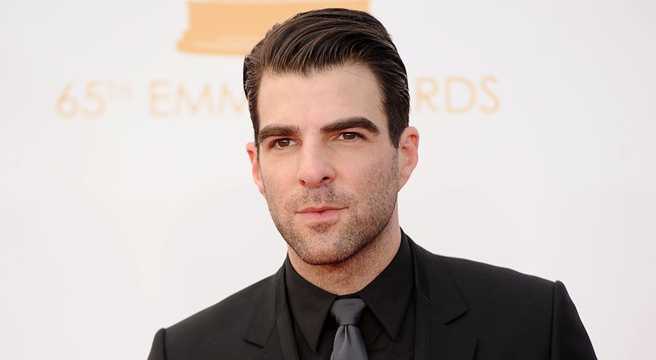 Emmy-Awards-Zachary-Quinto-13-09-22-AFP - Bildquelle: AFP
