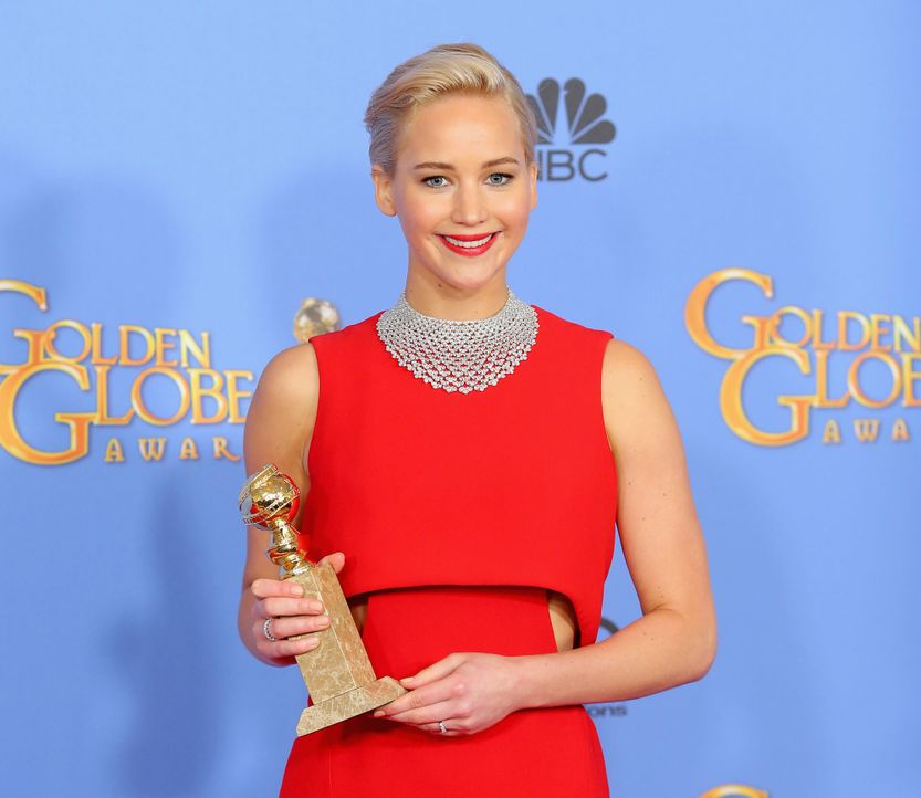 GG-Gewinner-160110-Jennifer-Lawrence-getty-AFP - Bildquelle: getty-AFP