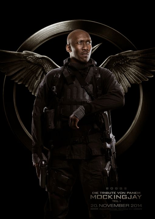 DIE TRIBUTE VON PANEM - MOCKINGJAY TEIL 1 - MAHERSHALA ALI - Bildquelle: TM &   2014 Lions Gate Entertainment Inc. All rights reserved.