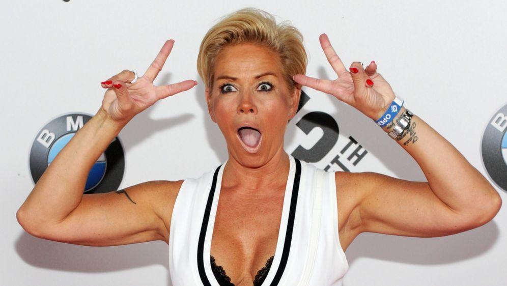 Promi Big Brother 2014 Star Claudia Effenberg Duschfreie