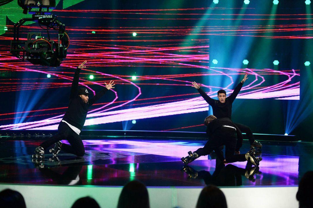 Got-To-Dance-Vanilla-Skate-04-SAT1-ProSieben-Willi-Weber - Bildquelle: SAT.1/ProSieben/Willi Weber