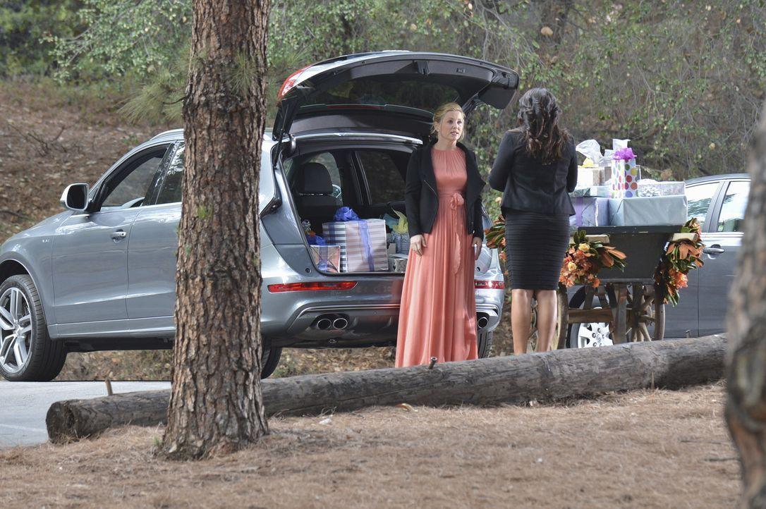 Hat ihre Ehe noch eine Chance? Arizona (Jessica Capshaw, l.) und Callie (Sara Ramirez, r.) ... - Bildquelle: 2014 American Broadcasting Companies, Inc. All rights reserved.
