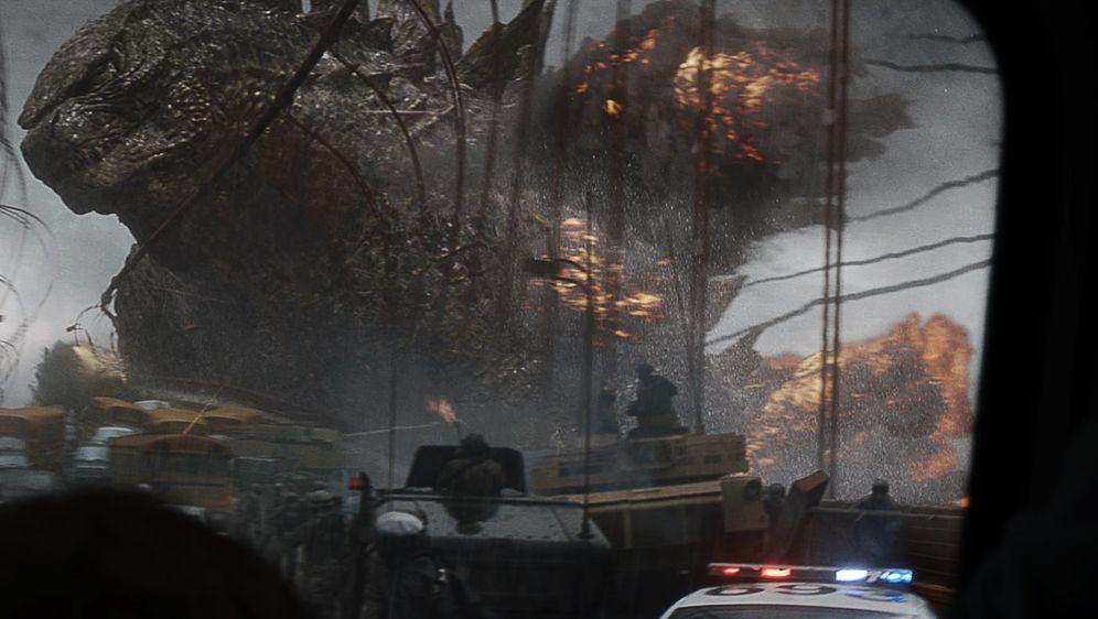 Godzilla - Bildquelle: 2014 © Warner Bros.