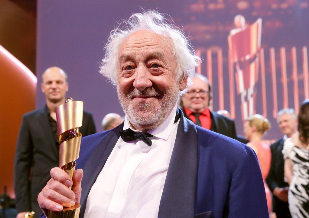Deutscher-Filmpreis-Lola-Dieter-Hallervorden-140509-dpa - Bildquelle: dpa