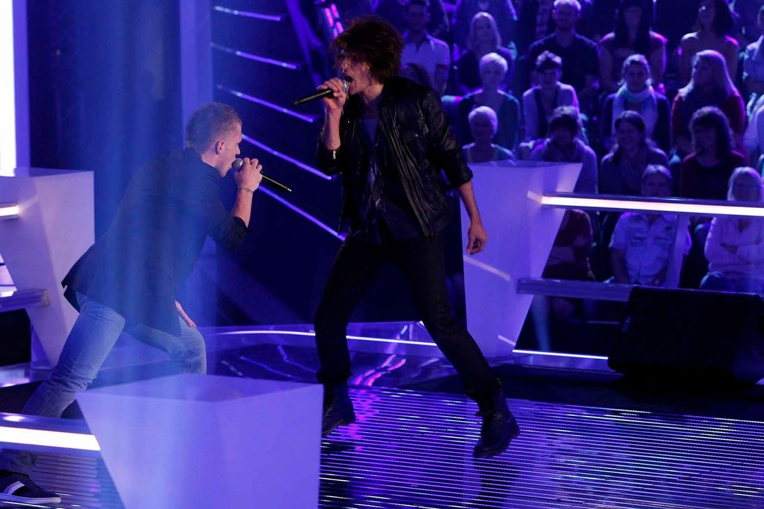 battle-sascha-l-01-the-voice-of-germany-huebnerjpg 1775 x 1184 - Bildquelle: SAT.1/ProSieben/Richard Hübner