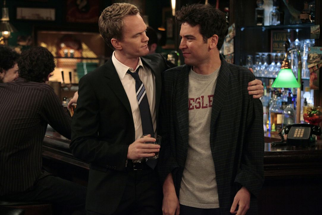 how i met your mother - punktsieg