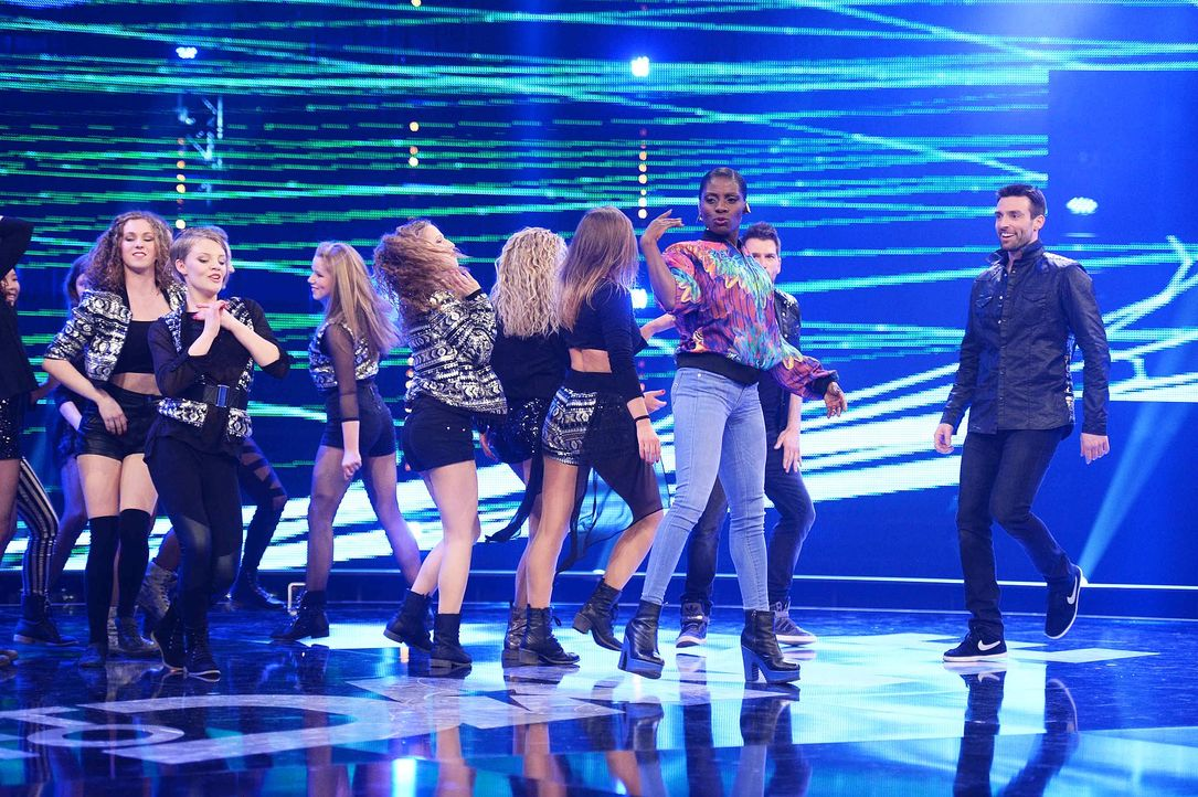 Got-To-Dance-Diced13-12-SAT1-ProSieben-Willi-Weber - Bildquelle: SAT.1/ProSieben/Willi Weber