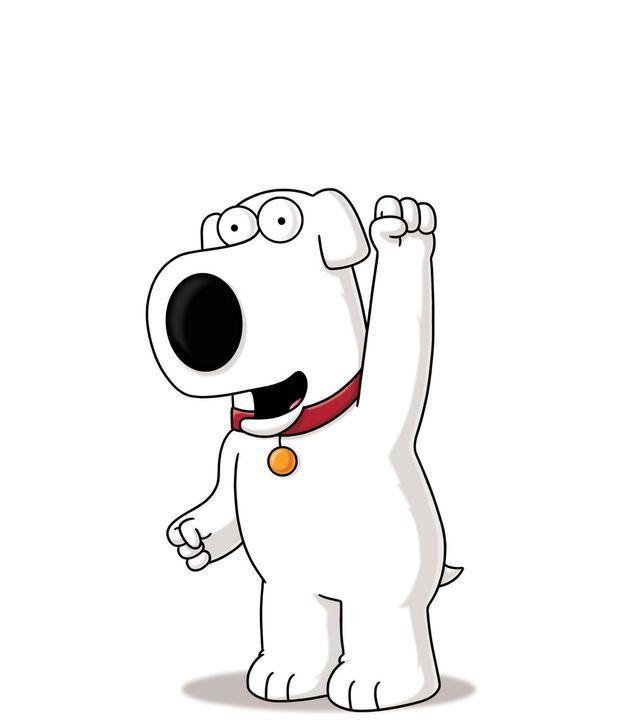 (14. Staffel) - Brian, der Hund, ist überdurchschnittlich intelligent und besitzt eine deutlich vornehmere Sprache sowie deutlich bessere Manieren a... - Bildquelle: 2015-2016 Fox and its related entities.  All rights reserved.