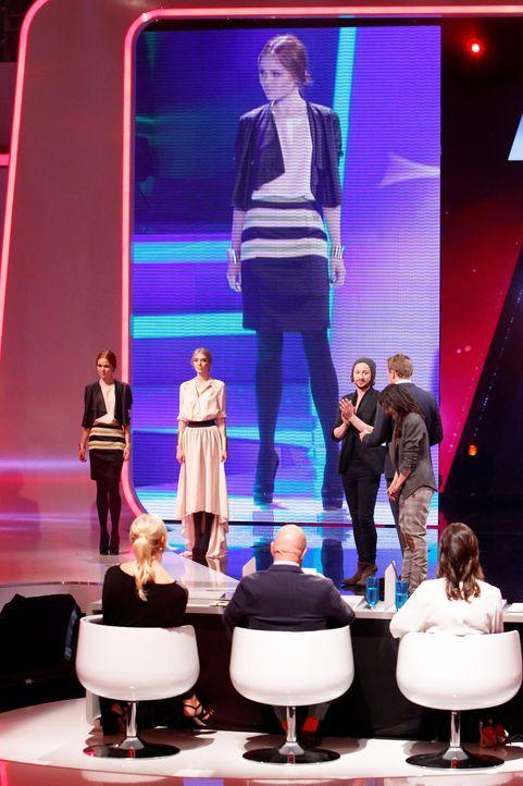 Fashion-Hero-Epi01-Show-27-ProSieben-Richard-Huebner - Bildquelle: ProSieben / Richard Huebner