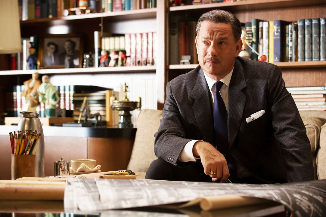 Saving-Mr-Banks-Szenenbilder-05-Walt-Disney - Bildquelle: ©Disney Enterprises, Inc.  All Rights Reserved.