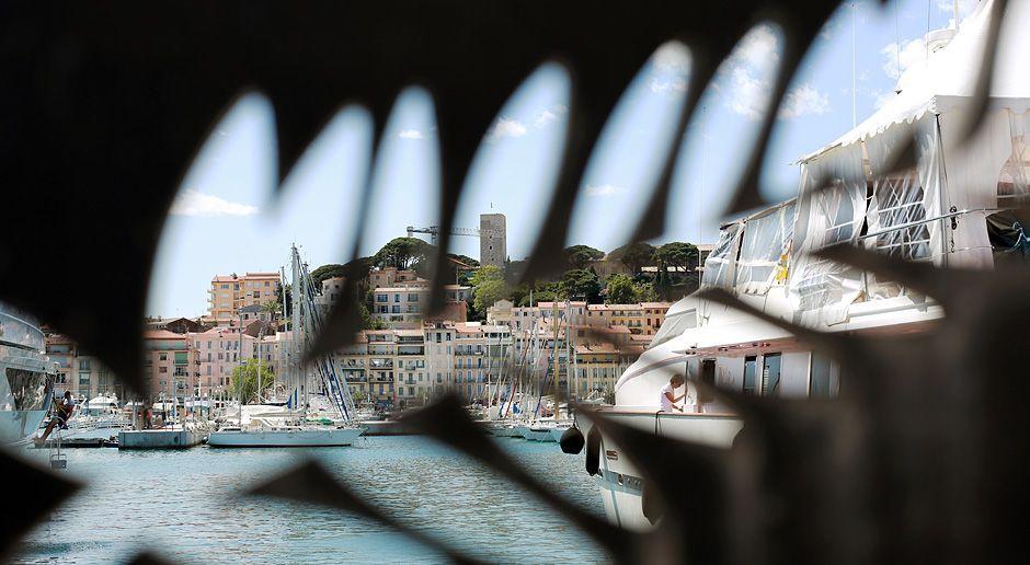 Cannes-Filmfestival-14-05-13-AFP - Bildquelle: AFP