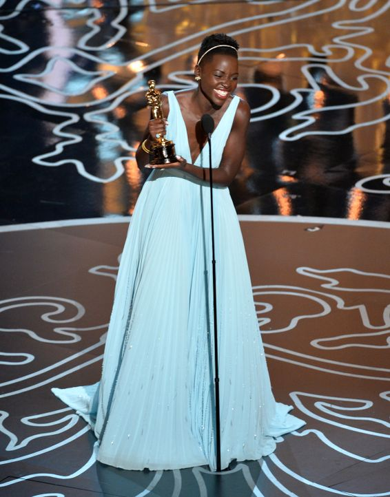 Lupita Nyong'o - Bildquelle: getty AFP