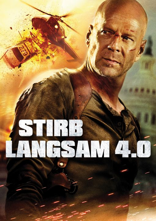 STIRB LANGSAM 4.0 - Artwork - Bildquelle: Frank Masi 2007 Twentieth Century Fox Film Corporation. All rights reserved. / Frank Masi