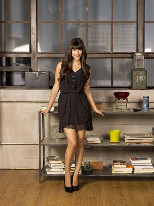 (3. Staffel) - Jess' beste Freundin aus Kindheitstagen: Cece (Hannah Simone) ... - Bildquelle: TM &   2013 Fox and its related entities. All rights reserved.