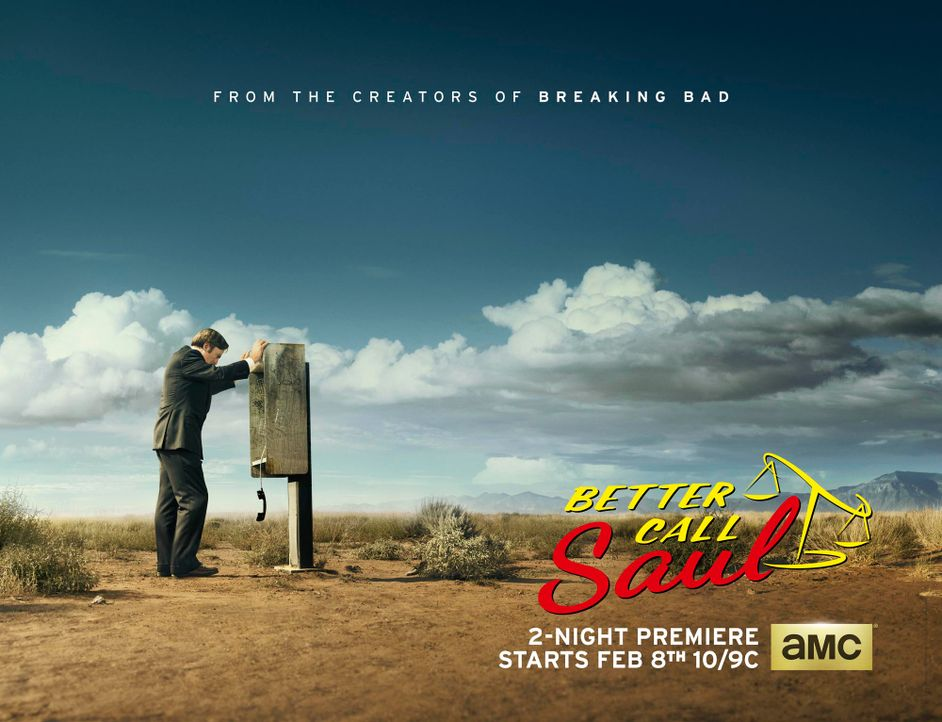 better-call-saul-01-AMC - Bildquelle: AMC Networks Entertainment LLC. and Sony Pictures Television Inc. All RIghts Reserved.