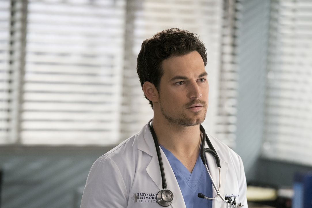 Dr. Andrew DeLuca (Giacomo Gianniotti) - Bildquelle: Mitch Haaseth ABC Studios
