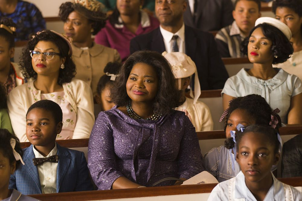 Octavia-Spencer-Hidden-Figures-20th-Century-Fox - Bildquelle: 2017 Twentieth Century Fox