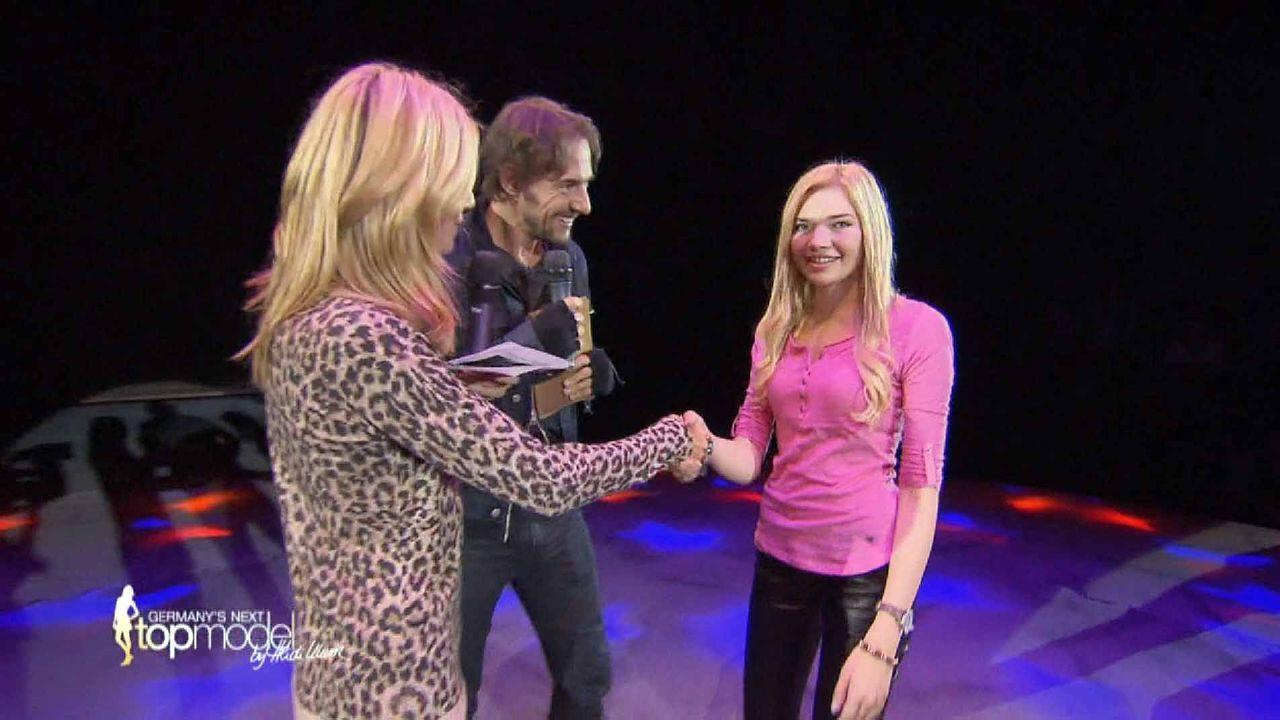 GNTM-10-Sendung02_012 - Bildquelle: ProSieben