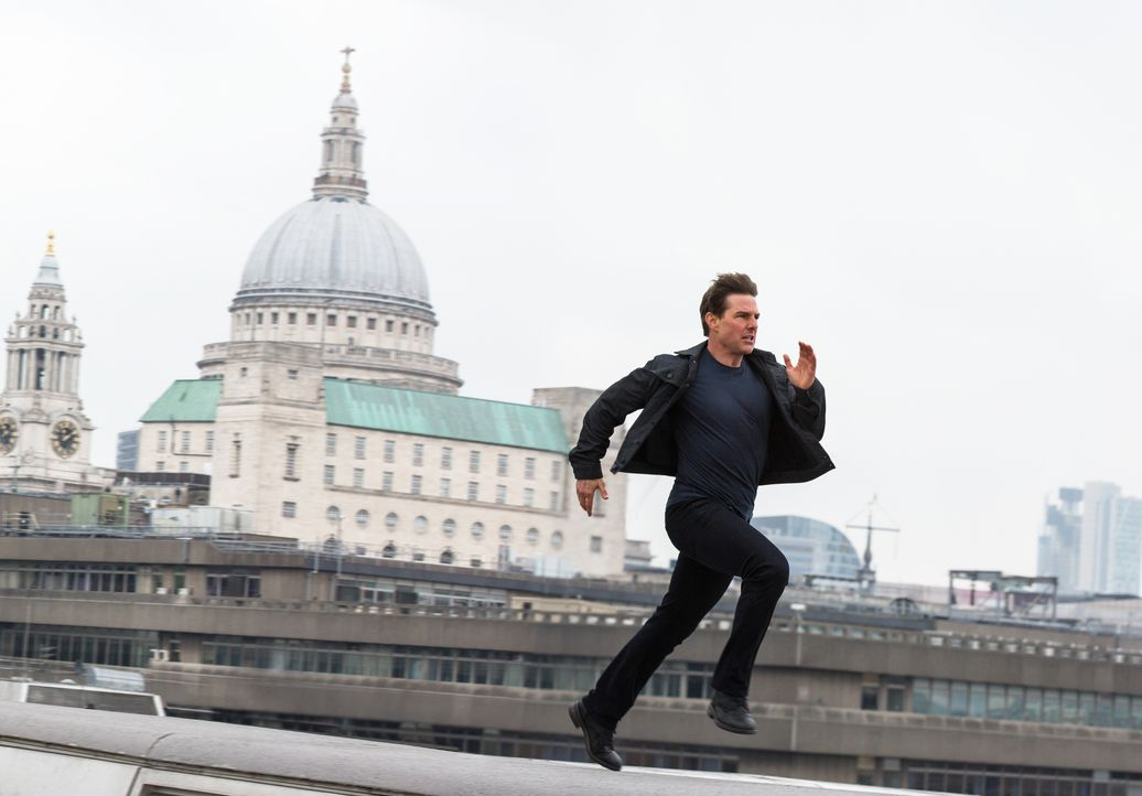 Ethan Hunt (Tom Cruise) - Bildquelle: Chiabella James 2018 Paramount Pictures. All rights reserved. / Chiabella James