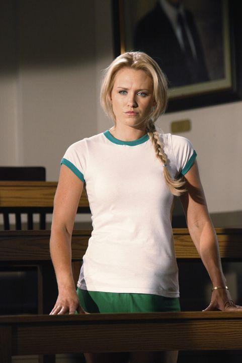 Cox macht Maya (Nicky Whelan) das Leben schwer ... - Bildquelle: Touchstone Television
