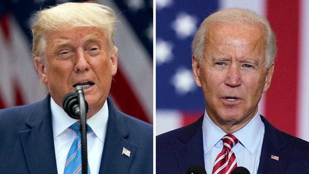 - Bildquelle: Evan Vucci/Patrick Semansky/AP/dpa