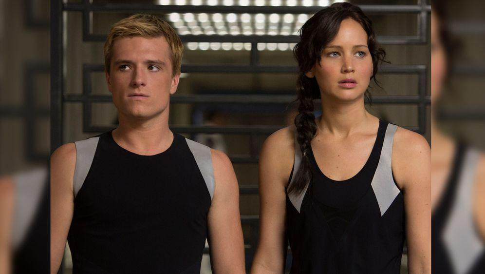 Die Tribute Von Panem Star Josh Hutcherson Peeta Hatte Katniss