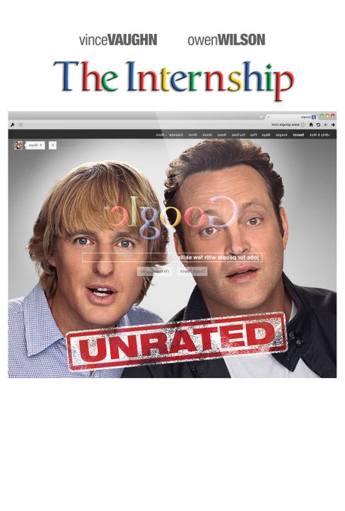 PRAKTI.COM - Plakatmotiv - mit Owen Wilson, l. und Vince Vaughn, r. - Bildquelle: 2012 Twentieth Century Fox Film Corporation.  All rights reserved.