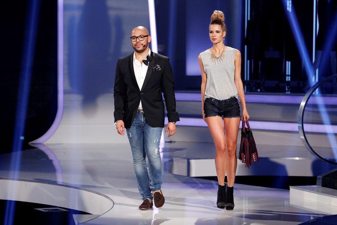 Fashion-Hero-Epi02-Fashionshowdown-22-ProSieben-Richard-Huebner - Bildquelle: ProSieben / Richard Huebner