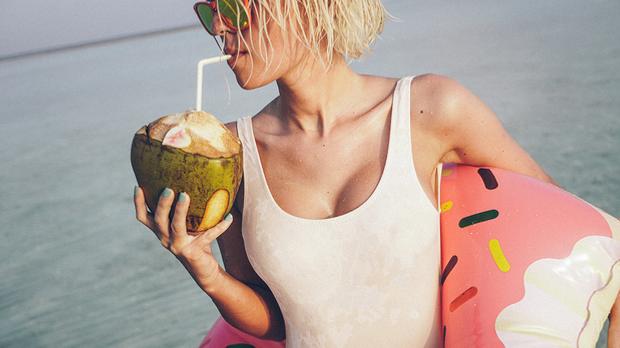 Kokosnussöl ist unser Beauty-Wundermittel Nummer eins