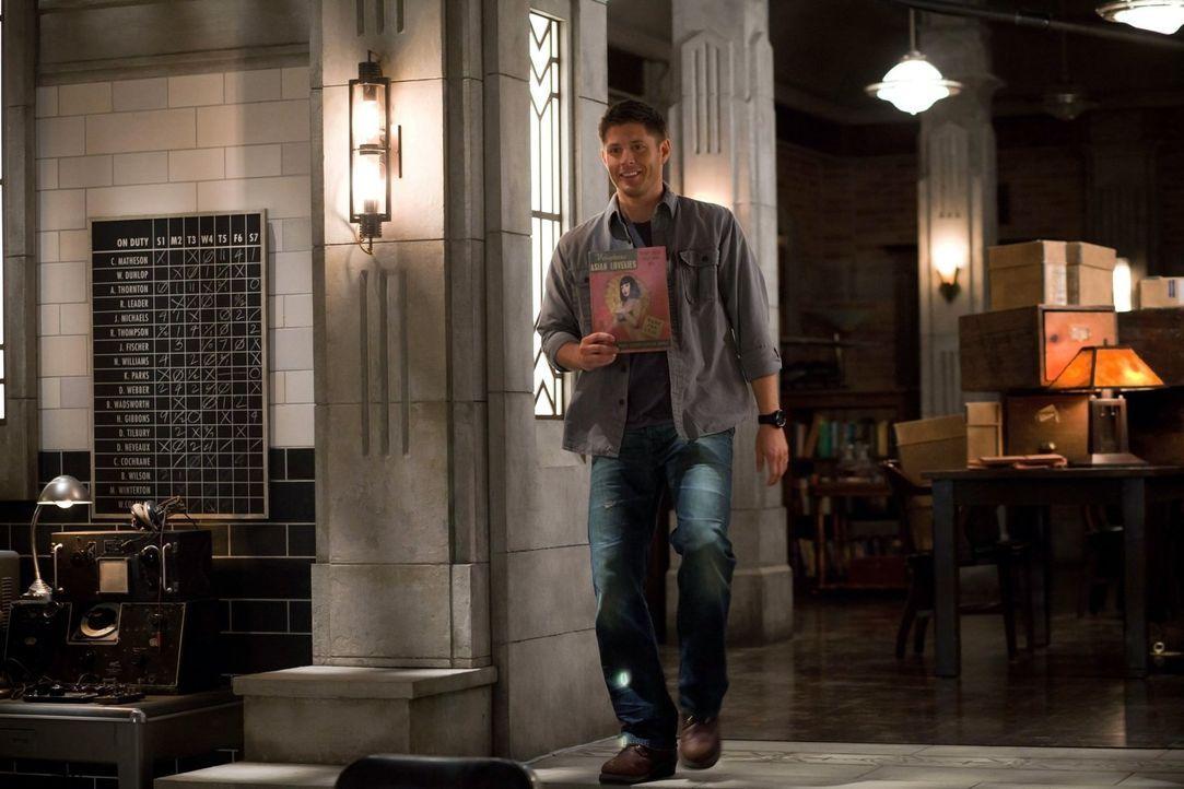 Findet immer mehr Gefallen an seinem neuen Zuhause: Dean (Jensen Ackles) ... - Bildquelle: Warner Bros. Television