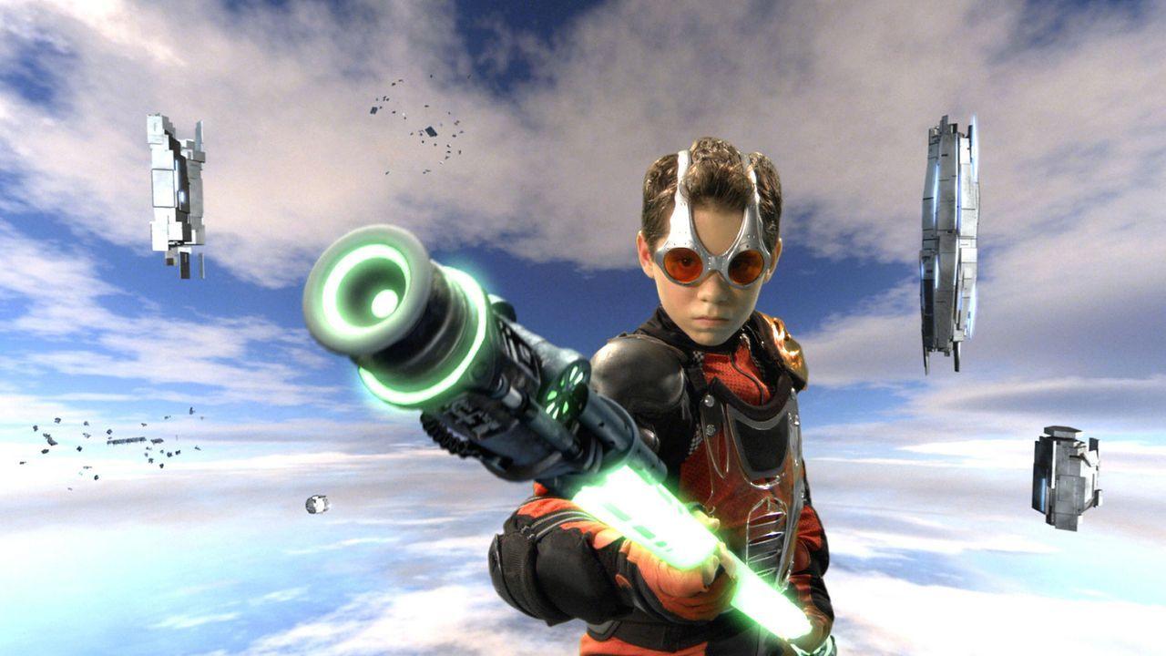 Arnold (Ryan Pinkston) verliert sich in einem Computerspiel, aus dem es kein Entkommen gibt ... - Bildquelle: 2003 Dimension Films. All Rights Reserved.