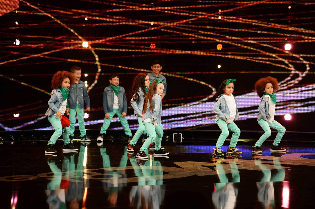 Got-To-Dance-Baby-Bounce-04-SAT1-ProSieben-Willi-Weber - Bildquelle: SAT.1/ProSieben/Willi Weber