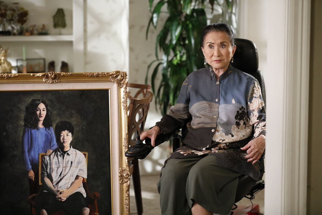 Grandma Huang (Lucille Soong) - Bildquelle: Raymond Liu 2019-2020 American Broadcasting Companies. All rights reserved. / Raymond Liu