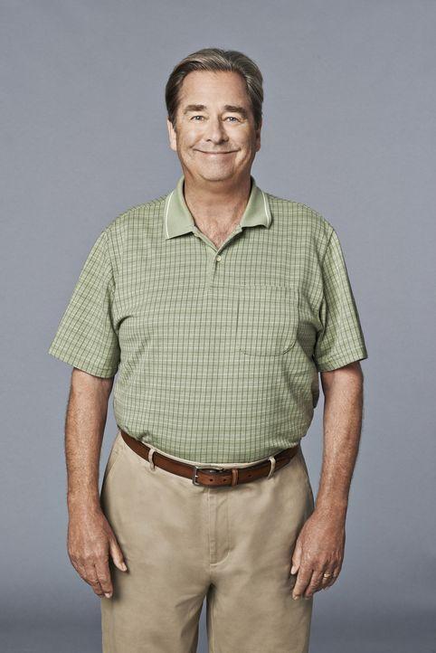 (1. Staffel) - Tom Miller (Beau Bridges) ist ein liebenswürdiger alter Kerl, der es nicht mehr aushält, von seiner Angetrauten ständig kritisiert zu... - Bildquelle: 2013 CBS Broadcasting, Inc. All Rights Reserved.
