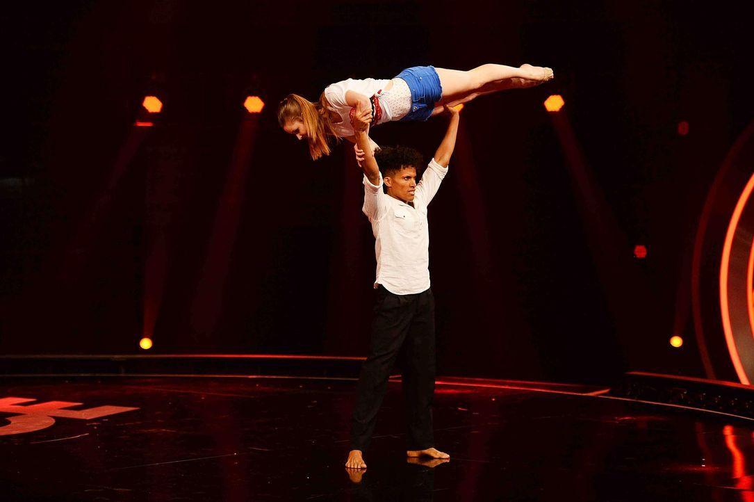 Got-To-Dance-Marie-Sophie-Paulo-Alberto-04-SAT1-ProSieben-Willi-Weber-TEASER - Bildquelle: SAT.1/ProSieben/Willi Weber